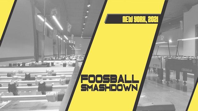 New York Foosball Smashdown 2021