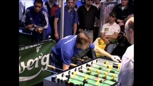 Frederic Collignon vs. Terry Moore | Open Singles Quarterfinal
