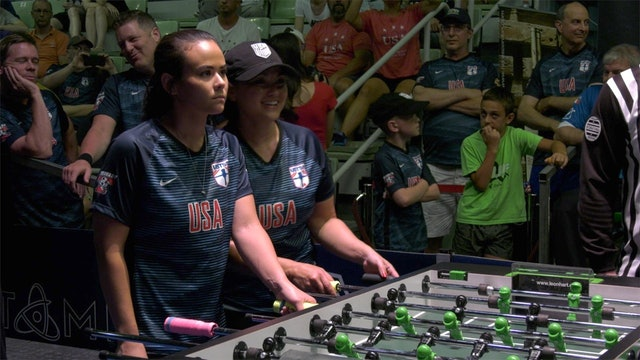 USA vs. Germany   2019 ITSF Women's World Cup Final