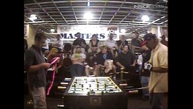 Billy Pappas vs. Thor Donovan | Open Singles