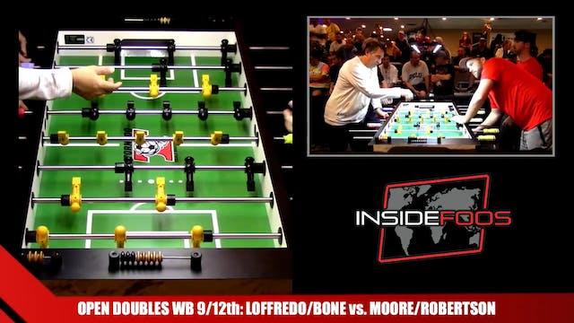 Loffredo/Bone vs. Moore/Robertson Ope...