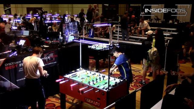 Jefferson Vicente vs. Ivan Klenovskiy   Amateur Singles Final