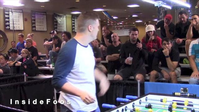 Robert Mares vs. Terry Rue | Open Singles Quarterfinal
