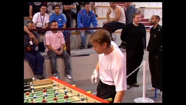 Frederic Collignon vs. Sebastien Zapa...