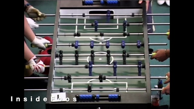 Brauns/Schoderer vs. Weickenmeier/Voigt | Open Doubles Loser's Bracket For 3rd