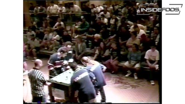 Tommy Adkisson/Rob Mares vs. Gregg Pe...