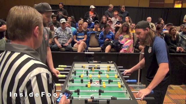 Ryan Moore vs. Tony Spredeman | Masters Singles Final