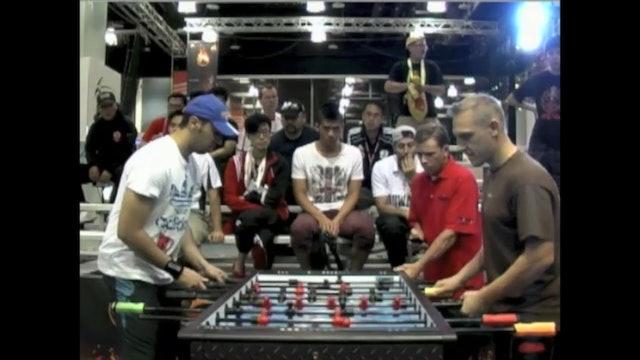 Abdulrahman Alsalah vs. Roman Benz | Open Singles Semifinal