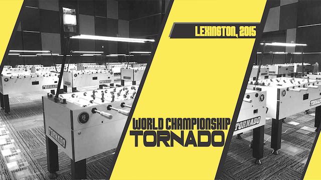 2015 Tornado World Championships