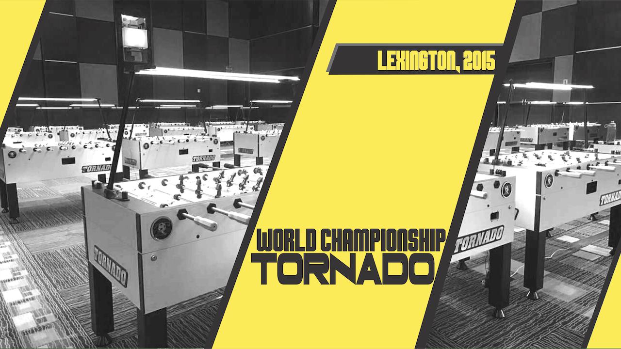 2015 Tornado World Championship