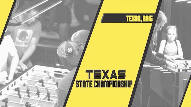 2015 Texas State Championship