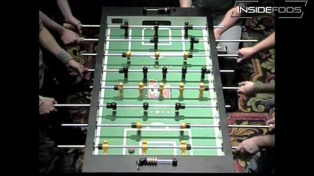 Cartwright/Mares vs. Wydman/Vanden Bosch | Open Doubles Loser's Bracket For 4th
