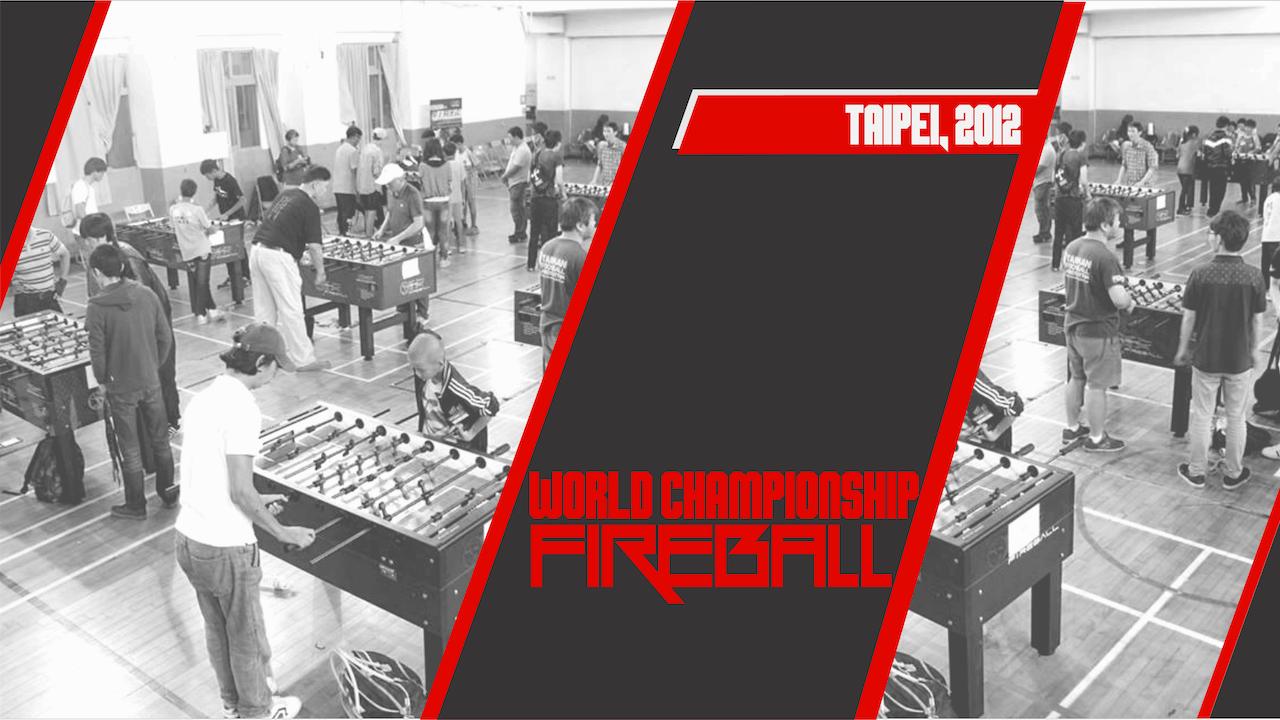 2012 Fireball World Championships