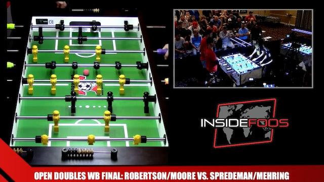 Robertson/Moore vs. Spredeman/Mehring | Open Doubles WB Final
