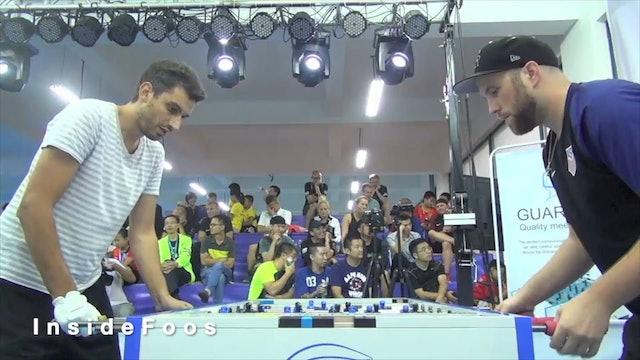 Ryan Moore vs. Marius Meyer-Hemme | Open Singles Semifinal