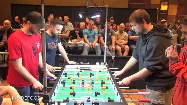 Robert Atha/Blake Robertson vs. Todd Loffredo/Paul Smith | Open Doubles