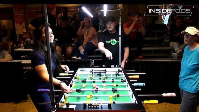 Rue/Kimura vs. Fowler/Langley | Women...