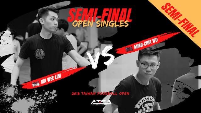 [Wu Ming Jia]vs[Kia Wee Lim] | OS-SF