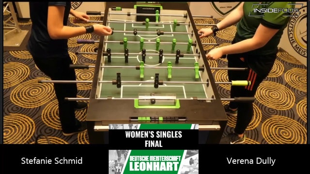 Stefanie Schmid vs. Verena Dully | Women's Singles Final