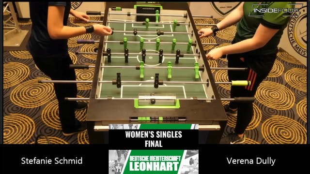 Stefanie Schmid vs. Verena Dully | Wo...