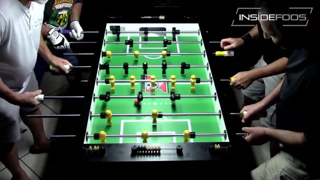 Chris Forsyth/James Dumas vs. James Raymond/Ray Maddux | Expert Doubles for 2nd