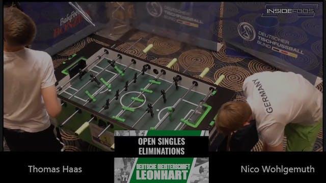 Thomas Haas vs. Nico Wohlgemuth | Men...