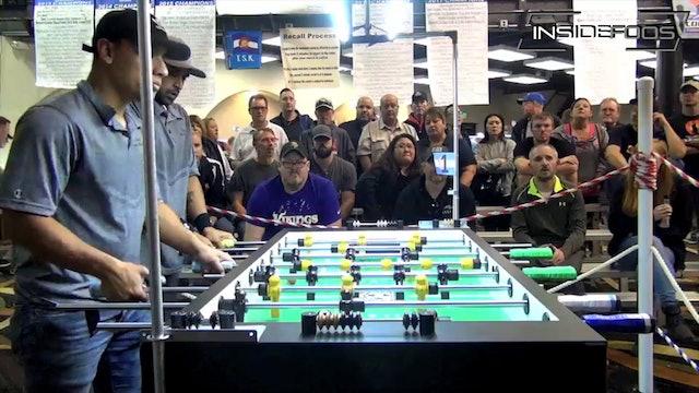 Kevin Romero/Kane Gabriel vs. Billy Pappas/Warren Vanlandingham | Open Doubles
