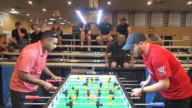 Michael Stahl vs. Kane Gabriel | Open Singles Round 64