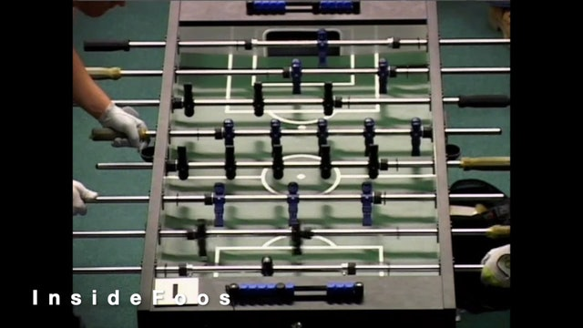 Frederic Collignon vs. Thierry Mueller | Open Singles Semifinal