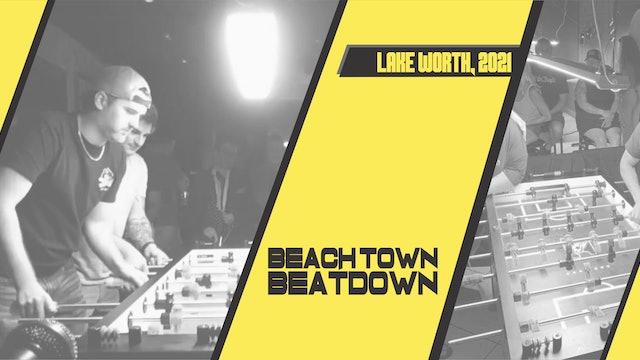 2021 Beach Town Beatdown