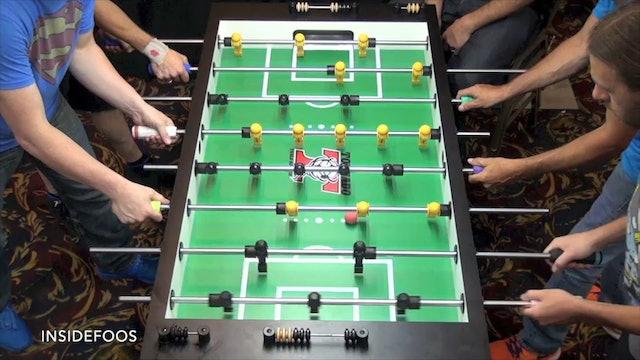 Spredeman/Loffredo vs. Mares/Rue | Open Doubles Final