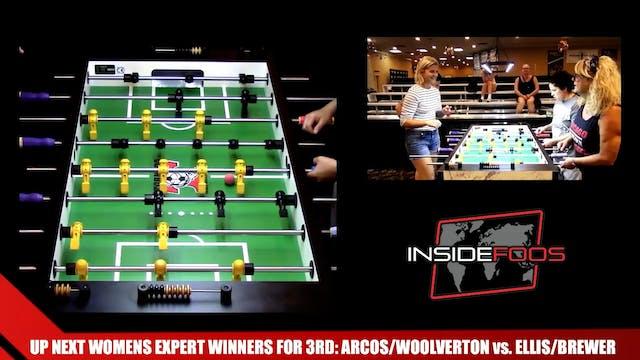 Arcos/Woolverton vs. Ellis/Brewer | W...