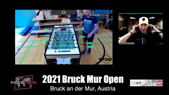 Kevin Hundstorfer vs. Markus Suppanitz | Open Singles Round 32