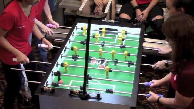 Kimura/Sanftleben vs. Han/Grogan | Women's Doubles Final