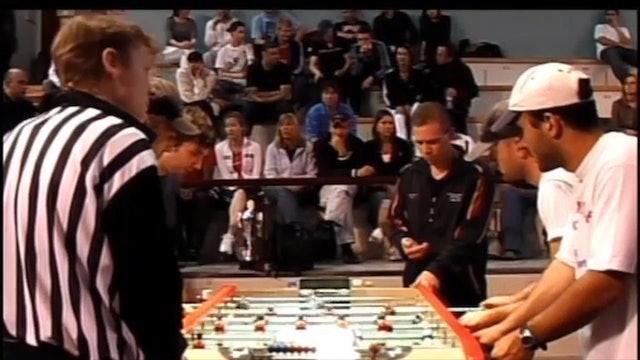 Ludwig/Allalou vs. Cheuret/Abecassis | Elite Doubles Quarterfinal