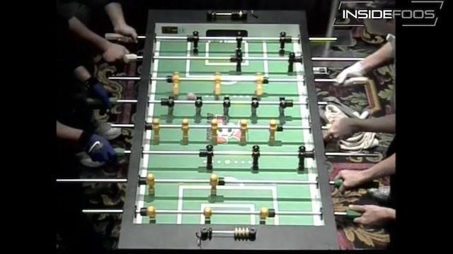 Collignon/Loffredo vs. Balecha/Lee | Open Doubles Winner's Bracket Final
