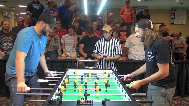 Ryan Moore vs. Tony Spredeman | Open ...