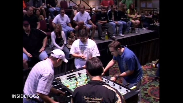 Tracy McMillin vs. Billy Pappas | Ope...