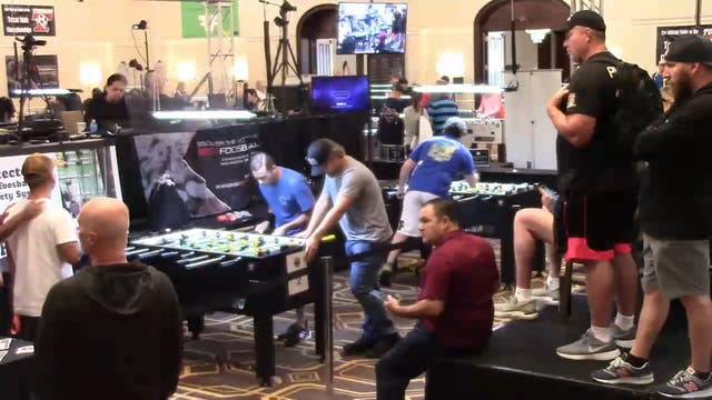 Tommy Adkisson vs Tommy Yore   Open S...