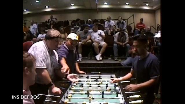 Mohs/Gilmore vs. Pappas/Park | Open Doubles Loser's Bracket For 5th