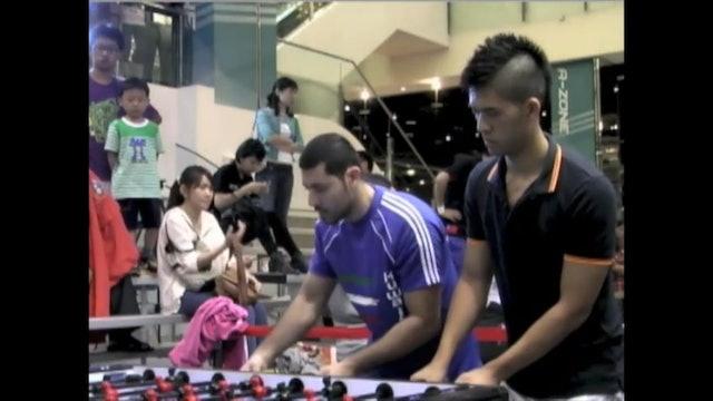 Foo/Tan vs. Alhalawaji/Yeung | Open Doubles Round 16