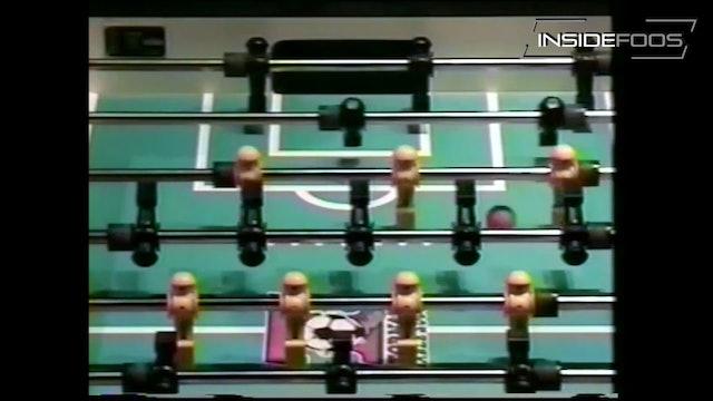 Scotty Wydman vs. Rob Mares | Open Singles WB Semi-final