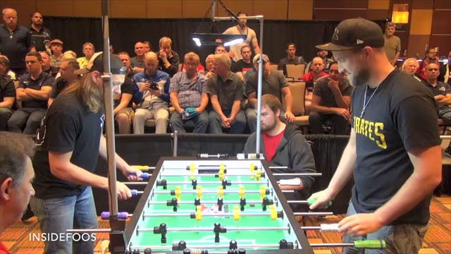 Tony Spredeman vs. Ryan Moore | Open ...