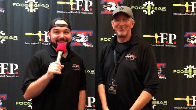 Interview with Jim Stevens at 2021 To...