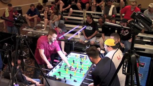 Adkisson/Atha vs. Gummeson/McMillin | Open Doubles Loser's Bracket For 7th
