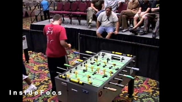 Gummeson/McMillin vs. Pappas/Park | Open Doubles Semifinal