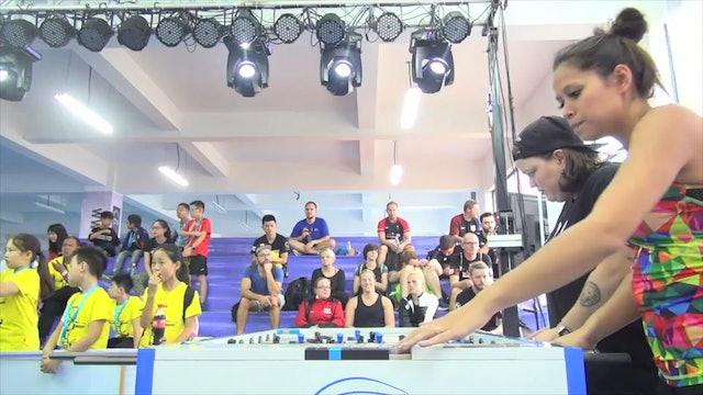 Atanasova/ Rakovicsova vs. Bremer/Andres | Women's Doubles Final