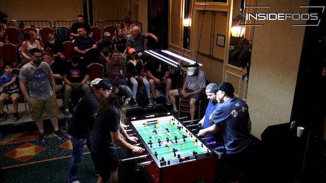 Robert Mares/Tommy Adkisson vs. Tony Spredeman/Scott O'Hare   Open Doubles Final