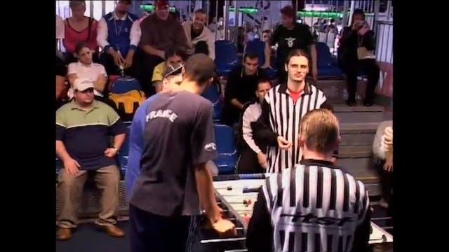 Mahy/Hassan vs. Teke/Reszler | Open D...