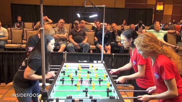 Han/Grogan vs. Moore/Bambenek | Women's Doubles Final